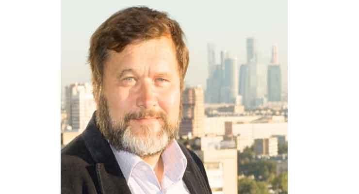Russian political scientist and historian Alexander Krylov